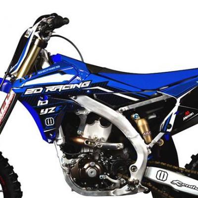 Déco: Kit Déco Yamaha Lou Serie