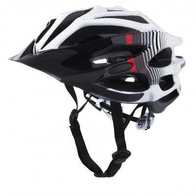 Casque Vélo Kenny Furtif Blanc / Noir