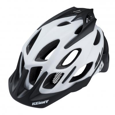 Casque Vélo Kenny Enduro S2 Blanc