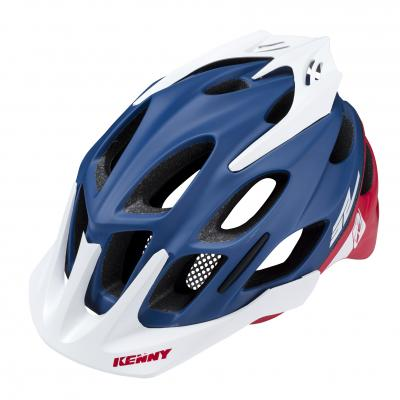 Casque Vélo Kenny Enduro S2 Bleu/rouge