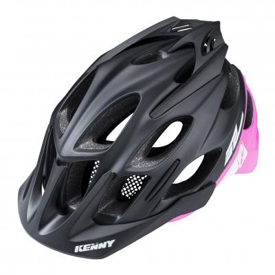 Casque Vélo Kenny Enduro S2 Noir/Rose