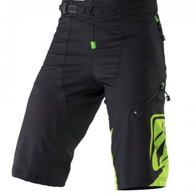 Short VTT Kenny Factory Black / Lime