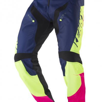 Pantalon Kenny BMX Elite Navy / Lime