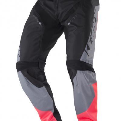 Pantalon Kenny BMX Elite Black / Coral
