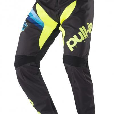 Pantalon Pull-In BMX Race 1 Jaune Fluo