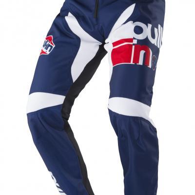 Pantalon Pull-In BMX Race 2 Navy - White