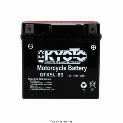 Batterie avec acide KYOTO 712050