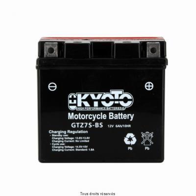 Batterie avec acide KYOTO 712080