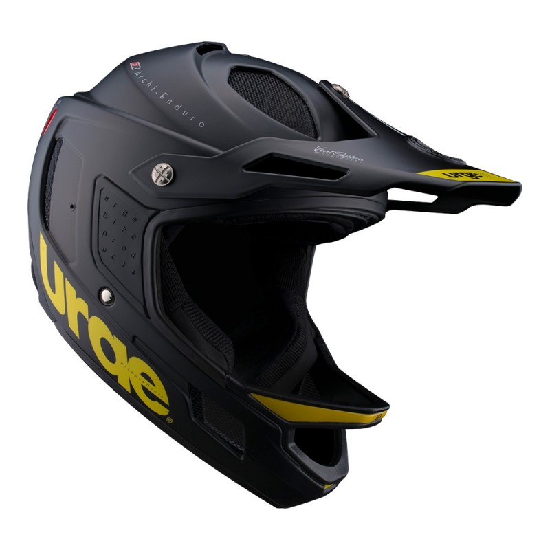 casque int gral vtt urge archi enduro rr noir jaune. Black Bedroom Furniture Sets. Home Design Ideas