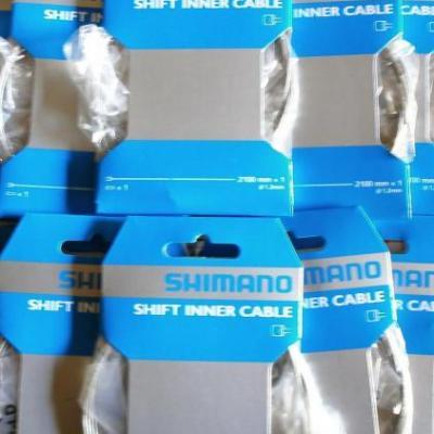 Cable dérailleur shimano 1.2mm/2.10m