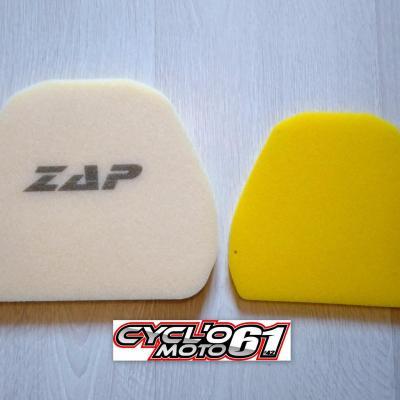 Admission: Filtre à air ZAP Technix Yamaha YZF 450 2010 à 2013