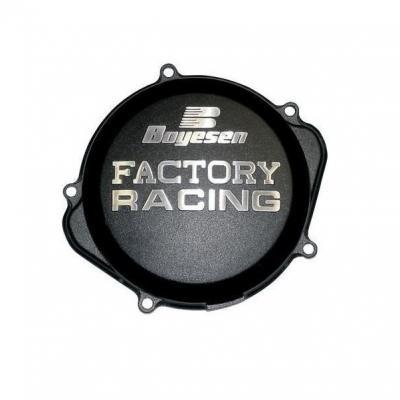 Couvercle d'embrayage BOYESEN Factory noir Honda CRF250R 2010 à 2017 (127126)