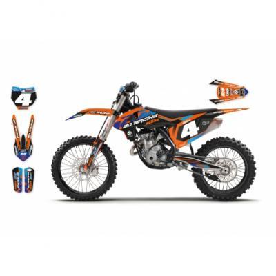 Déco: Kit déco KTM 2D Replica Auzoux