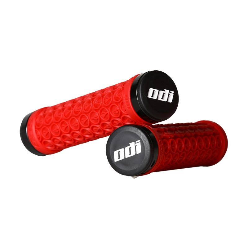Grips hansolo lock on rouge noir