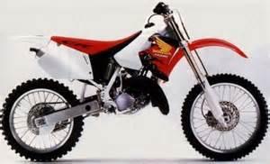 Honda cr 125 1995 1996 1997