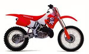 Honda cr 250 1992 1993 1994