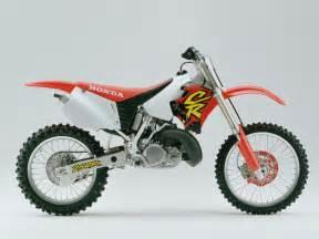 Honda cr 250 1995 1996
