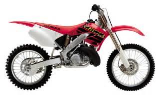 Honda cr 250 2000 2001 2002