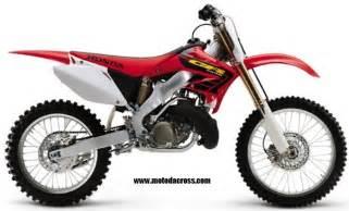 Honda cr 250 2002 2003 2004 2005 2006 2007 2008