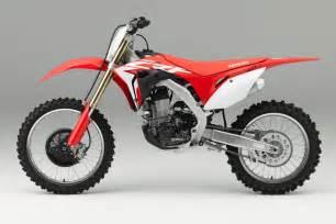 Honda crf 450 2017 2018