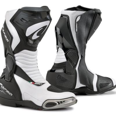 Bottes Route Forma Hornet Blanche