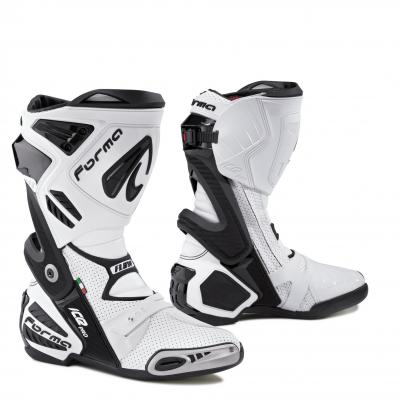 Bottes Route Forma Ice Pro Flow Blanc