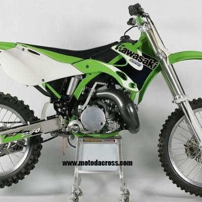 Kawasaki kx 250 1998 1999 2000 2001 2002