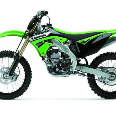 Kawasaki kxf 250 2009 2010 2011 2012
