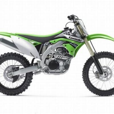 Kawasaki kxf 450 2006 2007 2008 2009 2011