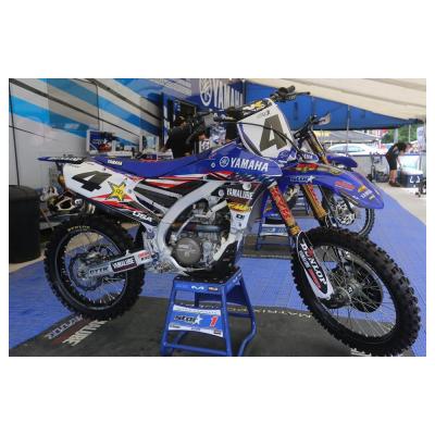 Déco: Kit Déco MXON 2016 Yamaha YZF Star Racing