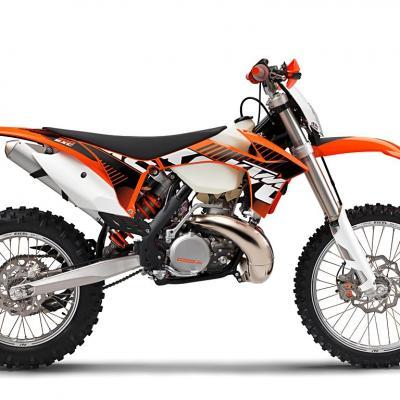 Ktm 250 300 exc 2012 2013