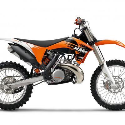 Ktm 250 sx 2011 2012