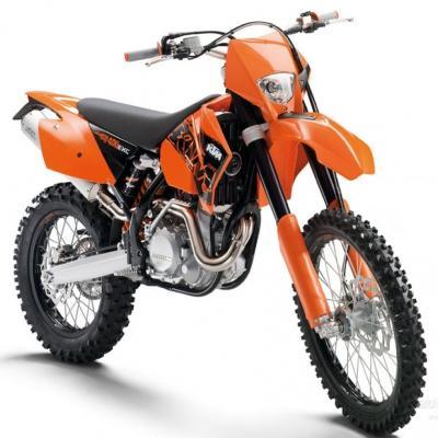 Ktm excf 250 350 450 400 2004 2005 2006 2007