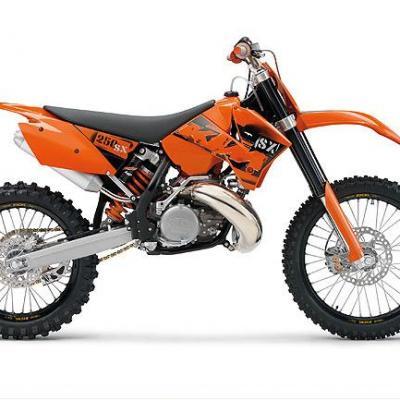 Ktm sx 250 2004 2005 2006