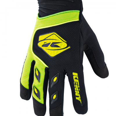 Gants enfant Kenny Track Lime / Black