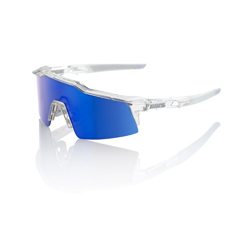 Lunettes 100 speedcraft aurora bleu