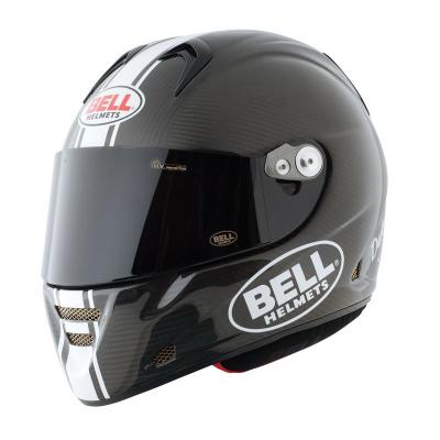 Casque Route Bell M5X Daytona Carbon White