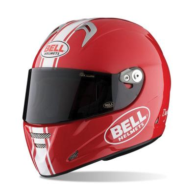 Casque Route Bell M5X Daytona Red White
