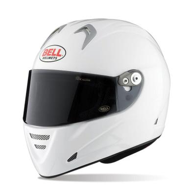 Casque Route Bell M5X Solid White