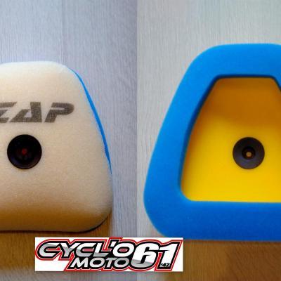 Admission: Filtre à air ZAP Technix Yamaha YZF 250/450 2014 +