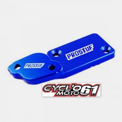 Accessoire: Kit couvercle de maitre cyclindre Bleu Yamaha YZ+YZF 2008 à 2017