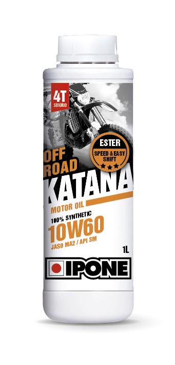 Off road katana 10w60 1l