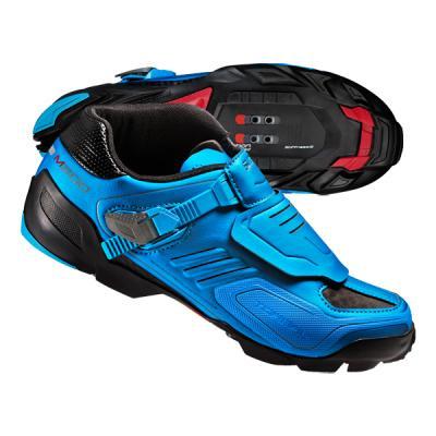 Chaussures Shimano VTT M200 Bleu