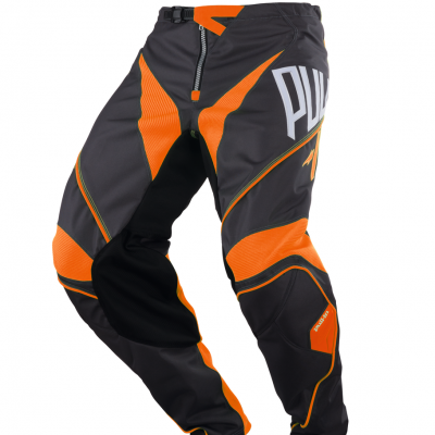 Pantalon  Pull-In Challenger Grey Orange 2018