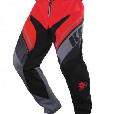 Pantalon Kenny Track Grey / Red 2018