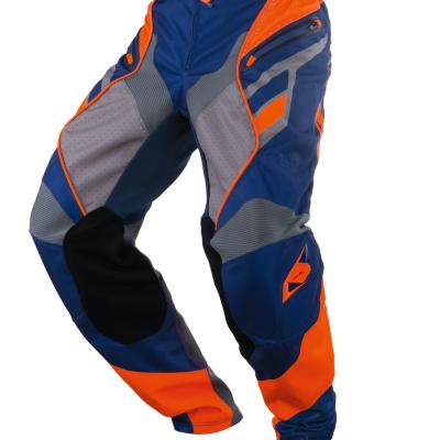 Pantalon Kenny Titanium Navy / Orange 2018