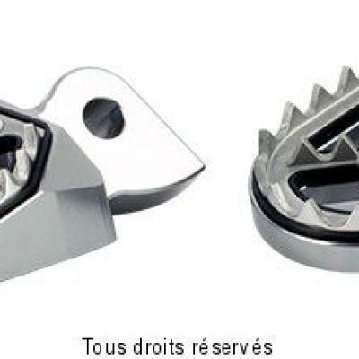 Accessoire: Repose Pied Alu CNC Yamaha L 75 mm l 55 mm