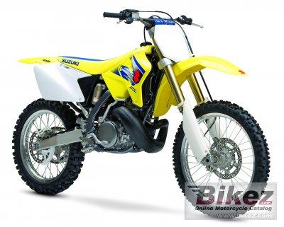 Suzuki rm 250 2001 2002 2003 2004 2005 2006 2007 2008 2009