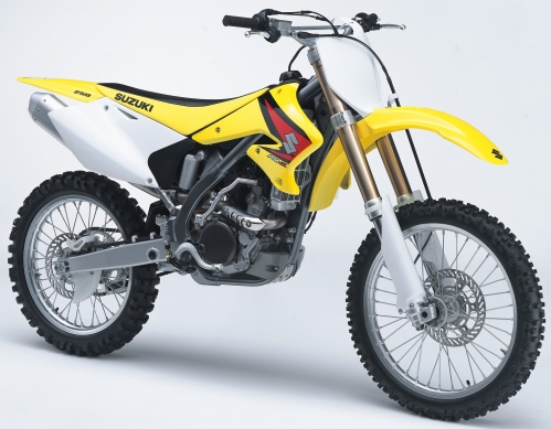 Suzuki rmz 250 2005 2006