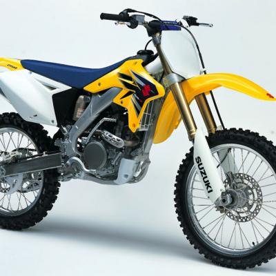 Suzuki rmz 250 2007 2008 2009